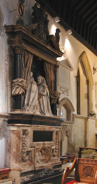 St Mary, Stanwell - Monument