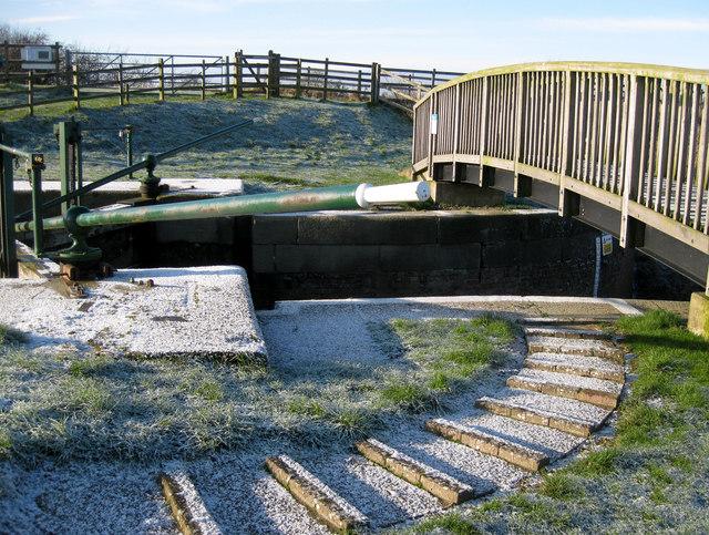 Harlam Hill Lock