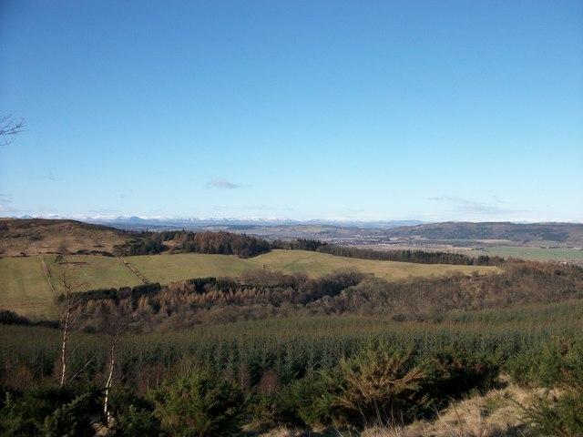 View from Binn Hill