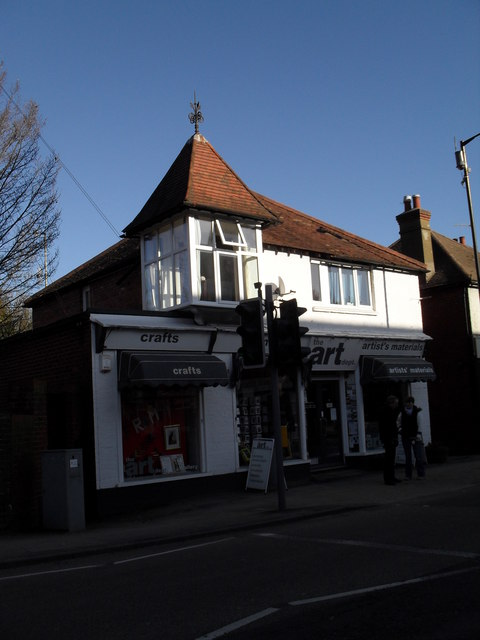 Art and craft shop in Weyhill