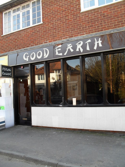 Good Earth in Weyhill