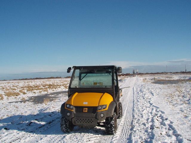 Rough-terrain vehicle