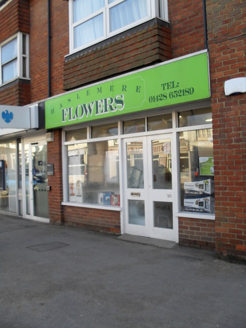 Florists in Weyhill