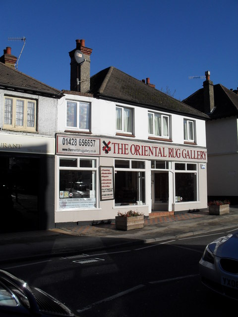 The Oriental Rug Gallery in Weyhill