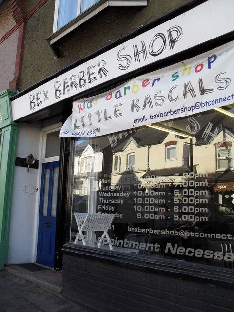 Bex Barber Shop in Weyhill