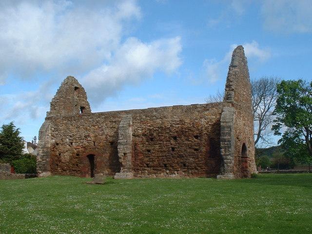 St. Martin's Church,  Haddington