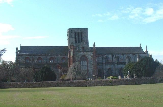 St Mary's Church, Haddington