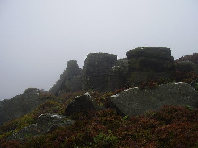 Shepherds meeting stones