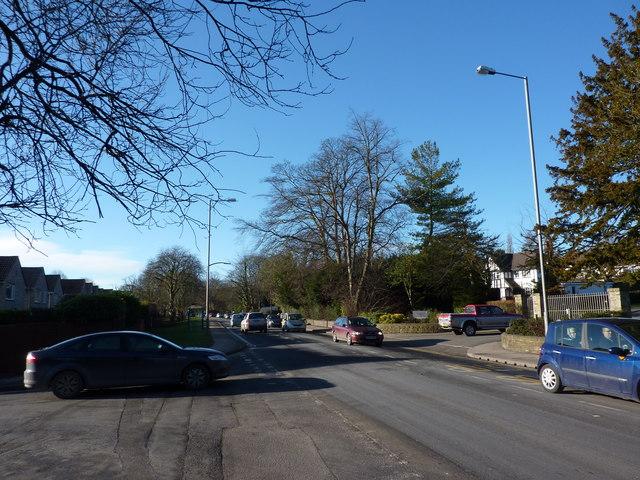 Saturday morning traffic, Abbeydale Road South