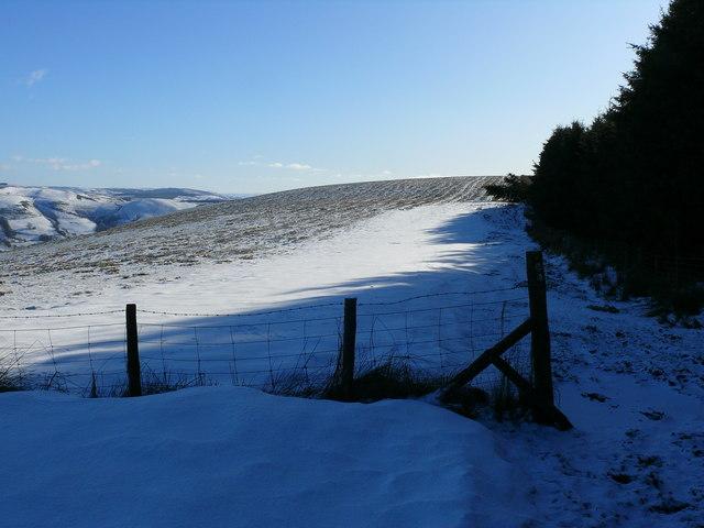 Llwybyr Glyndwr / Glyndwr's Way