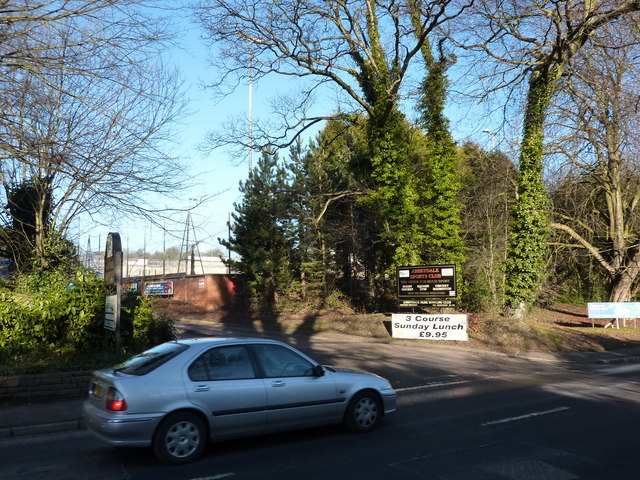 Abbeydale Sports Club, Abbeydale Road South
