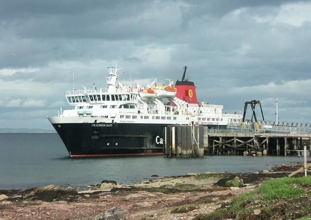 Brodick Quay