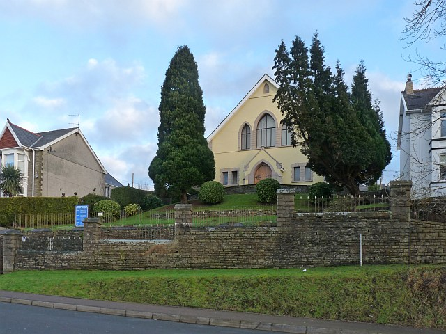 Mount Pleasant Evangelical Baptist Church, Maesycwmmer