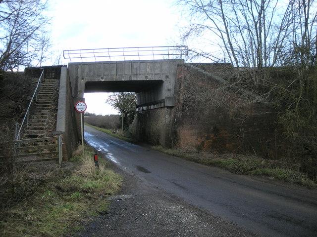 Claydon-Mollington Road