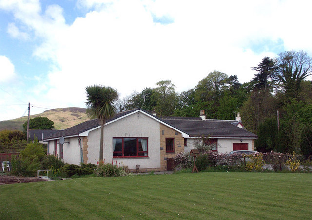 Bungalow at Lamlash