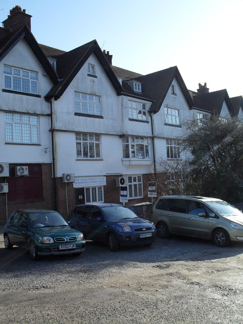 The Haslemere Clinic at Weyhill