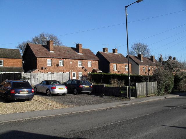 Weyhill housing