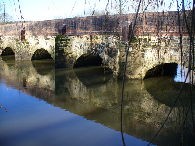 Medieval Elstead Bridge
