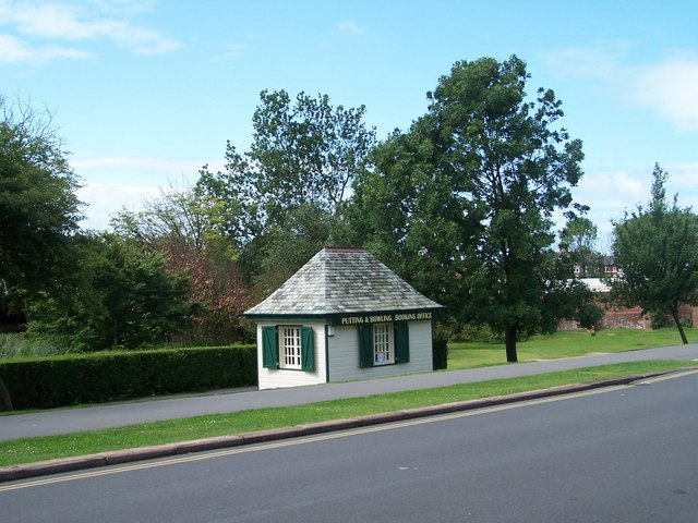 Booking Office, Stanley Park, Blackpool