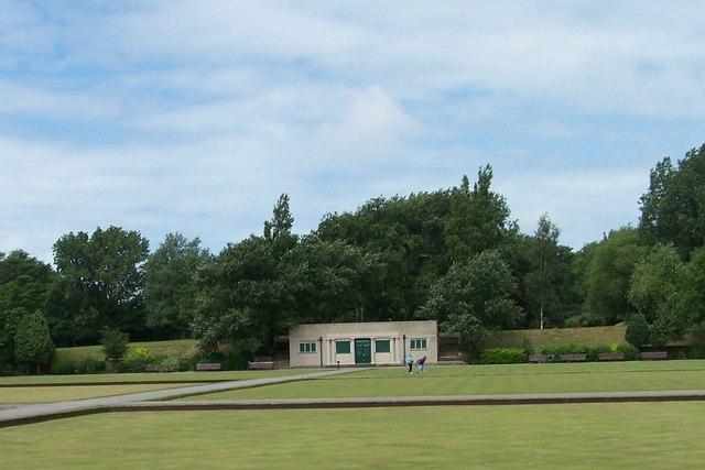Bowlers, Stanley Park, Blackpool