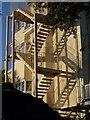 SX9262 : Fire escape, Headland Hotel : Week 4