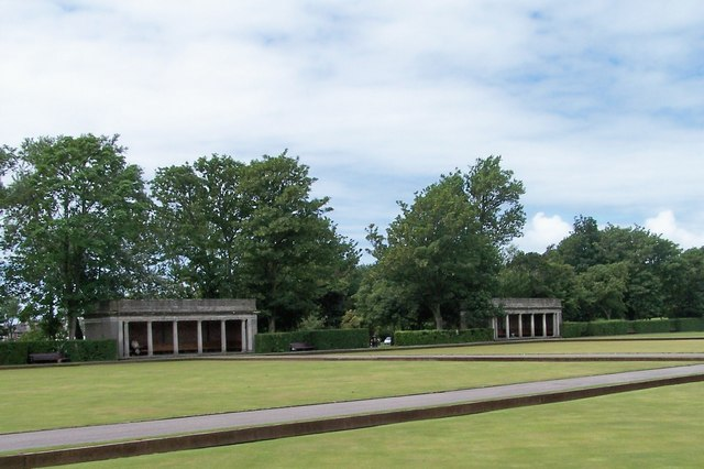 Bowling Green Shelters, Stanley Park, Blackpool
