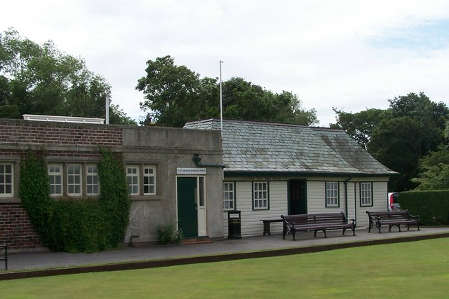 Bowling Club Houses, Stanley Park, Blackpool - 2