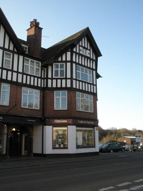 Opticians in Weyhill