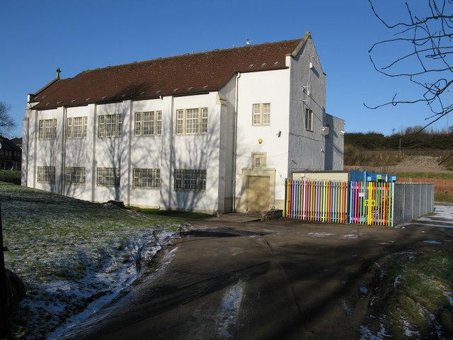 Cranhill Parish Church