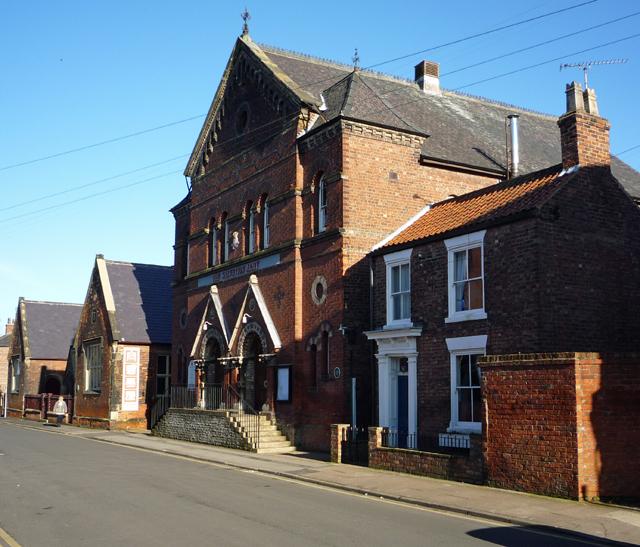Salvation Army Citadel, Barton Upon Humber