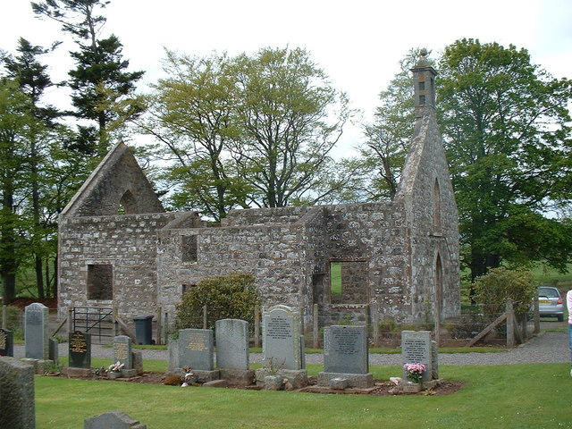 Auchindour Church