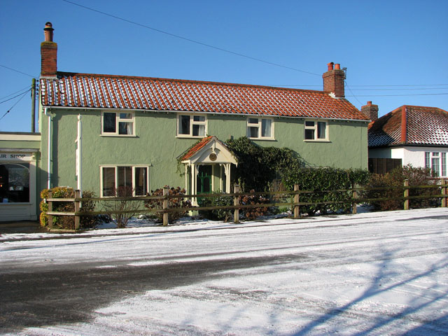 Cottage in Kirstead Green