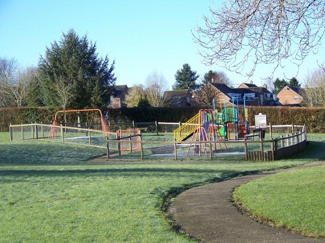 Play area, Manton