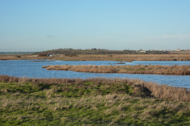 Oare marshes, near Faversham