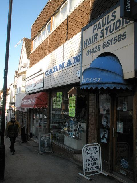 Paul's Hair Studio in Weyhill