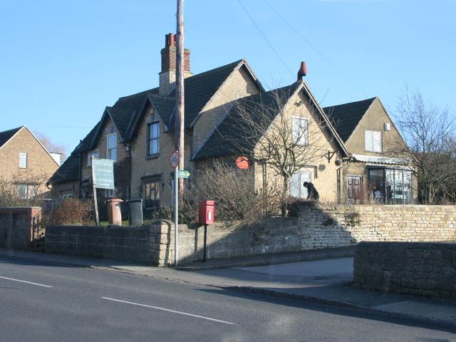Village post office and stores, Croxton Kerrial