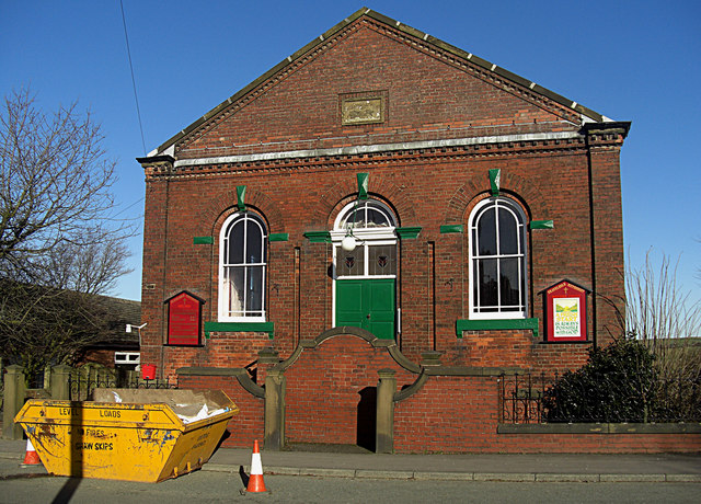 Gravel Hole Wesleyan Methodist Chapel