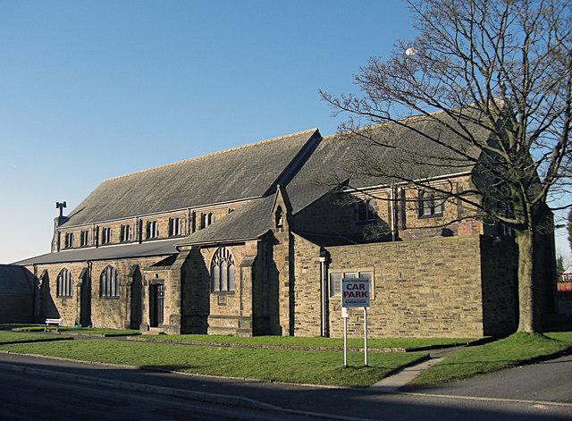 St James Church, Thornham