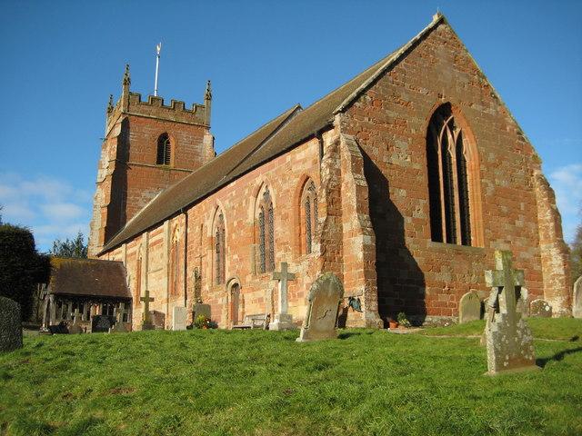 Martley Church