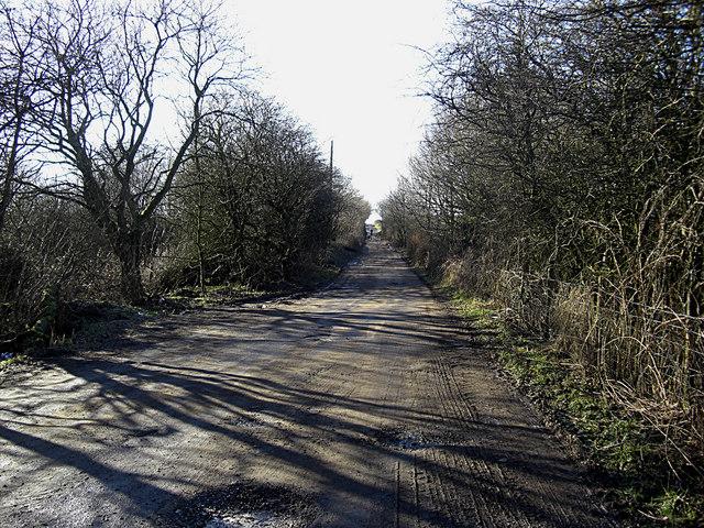 Thornham Old Road
