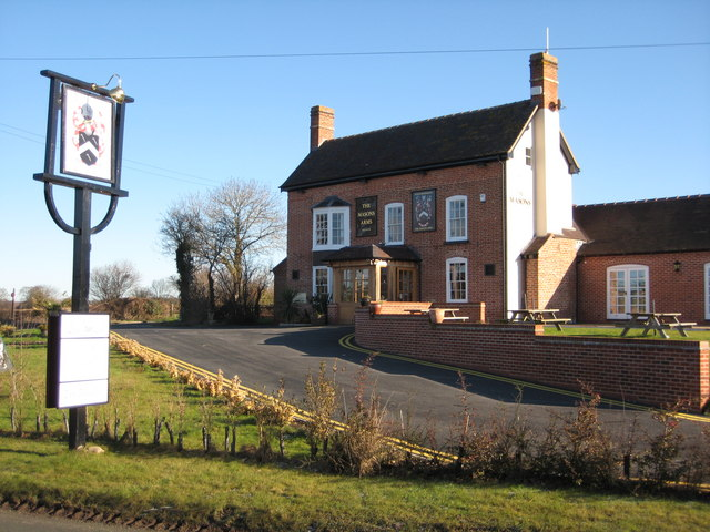 The Masons Arms, Martley