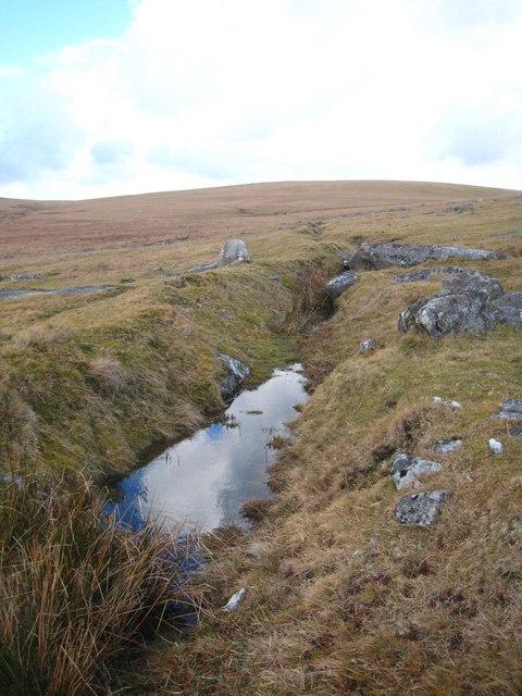 The River Fowey on High Moor