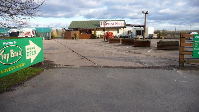 Top Barn farm shop
