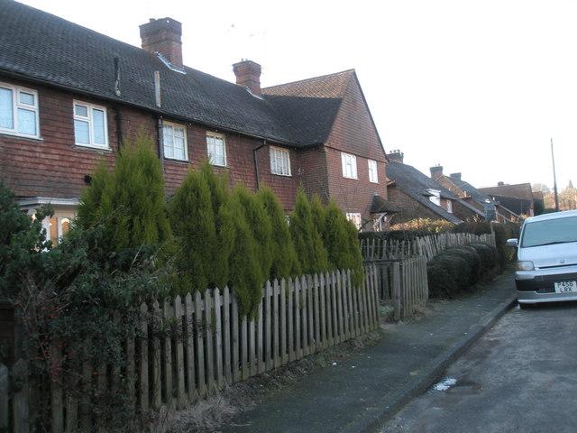 Houses in Sun Brow