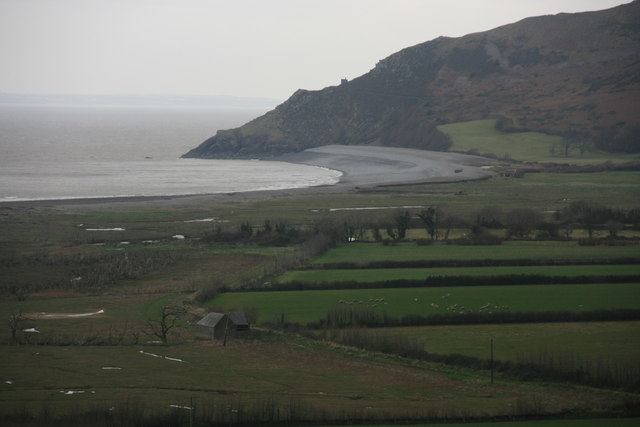 View to Hurlestone Point