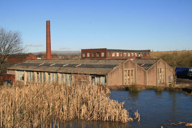 Pioneer Mill, Radcliffe