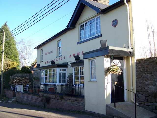 The Bakers Arms, Badbury