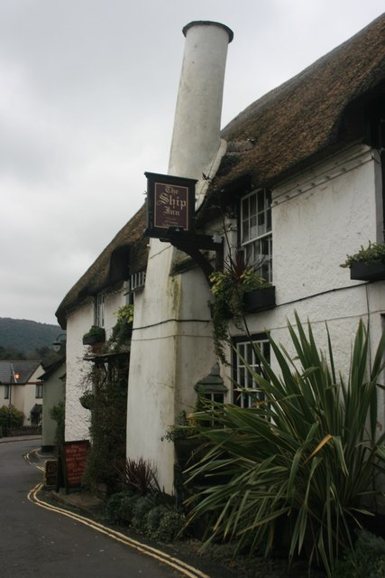 The Ship Inn, Porlock