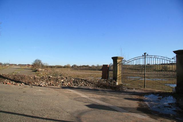 Site of East Lancashire Paper Mill Co Ltd