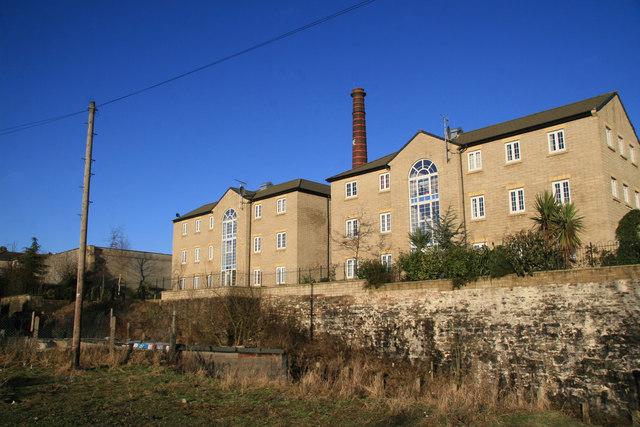 Former Grane Mill site